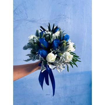Majestic Bleu | Bridal Bouquet