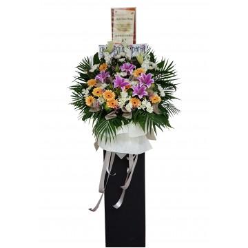 Comfort Wreath | Condolence Wreath