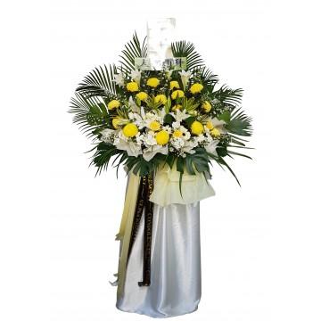 Commiseration Wreath | Condolence Wreath
