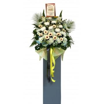 Delicate Wreath | Condolence Wreath