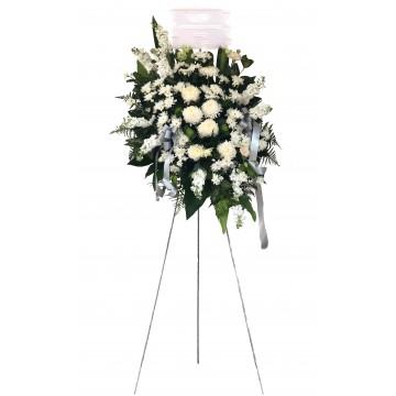 Everlasting Wreath | Condolence Wreath