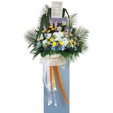 Heartfelt Wreath | Condolence Wreath