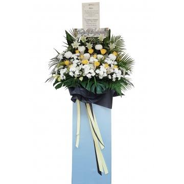 Succour Wreath | Condolence Wreath