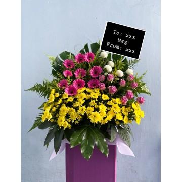 Fairy | Congratulatory Floral Stand