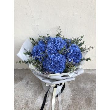 Azure | Floral Bouquet