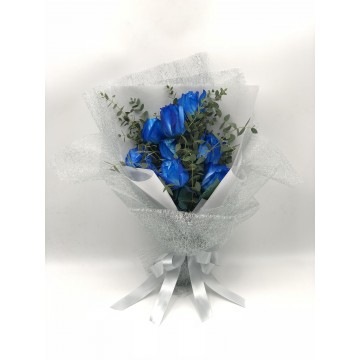 Bleus | Floral Bouquet