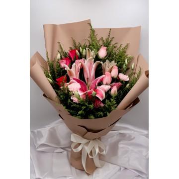 Dedication | Floral Bouquet
