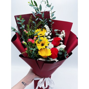 Glee | Floral Bouquet