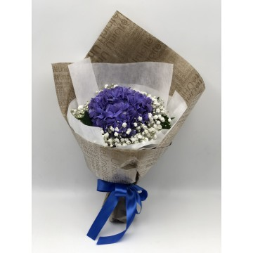 Indigo | Floral Bouquet