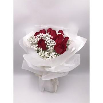 Ivory | Floral Bouquet