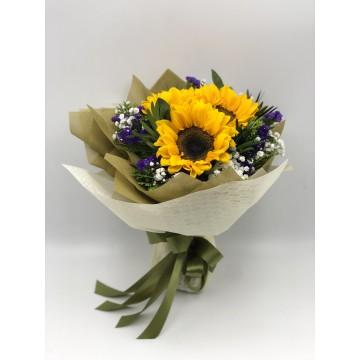 Summer Harvest | Floral Bouquet