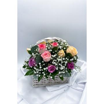 Botanics | Flower Basket