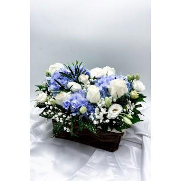 Ocean | Flower Basket