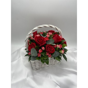 Passion | Flower Basket