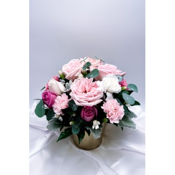 Blush | Flower Can